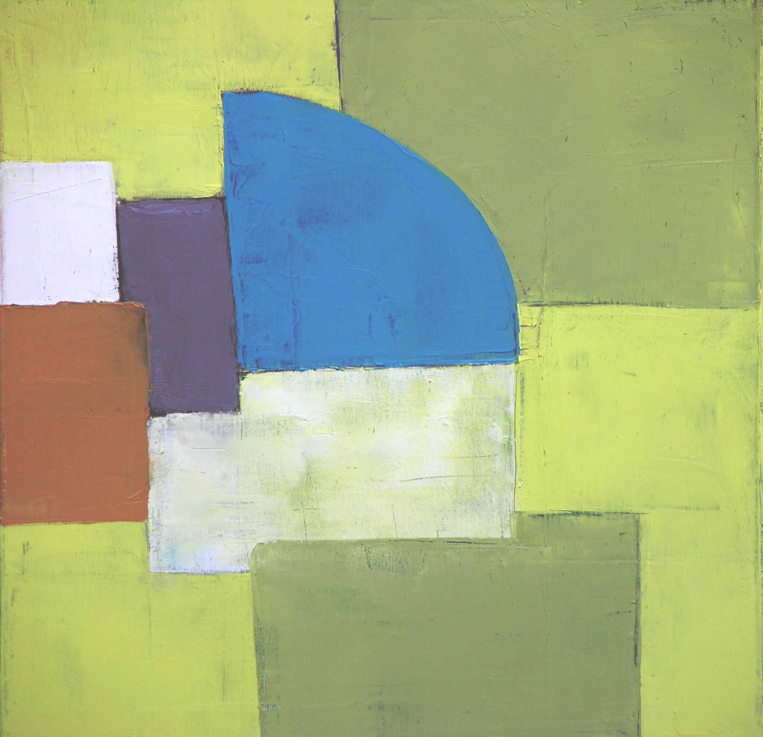 Minimalist abstract painting artwork geometric painting for Minimal art landscape